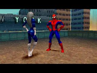 Screenshot Thumbnail / Media File 1 for Spider-Man [NTSC-U]